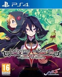 Labyrinth of Refrain Coven of Dusk (PS4)